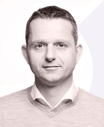 Willem Eijk is projectmanager bij Pro-Sent Amsterdam